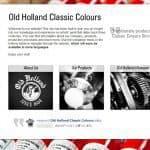 OLD HOLLANDの新設サイトにあるブタの膀胱の写真